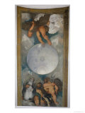 Allegory of the Elements  the Universe and Signs of the Zodiac  1597
