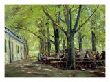 Country Brasserie  Brannenburg  Bavaria  c1894