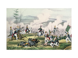 The Battle of Palo Alto  California  8th May 1846