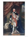 George John Spencer  1st Lord of the Admiralty in Garter Robes