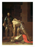 The Decapitation of St John the Baptist  1608