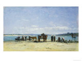 The Breton Fishermen's Wives  1870-73