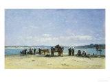 The Breton Fishermen's Wives  1870-73
