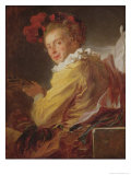 Music  a Portrait of Monsieur de La Breteche  Brother of the Abbot of Saint-Non  1769