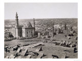 Cairo  from the Citadel  c1856-58