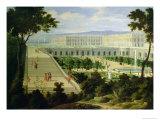 The Orangerie at the Chateau de Versailles