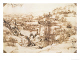 Arno Landscape  5th August  1473