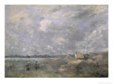 Stormy Weather  Pas de Calais  c1870