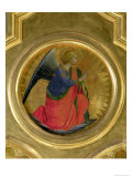 The Angel of the Annunciation  Altarpiece  Church of San Domenico in Perugia