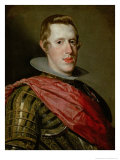 Portrait of Philip Iv