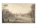 The Bowling Green at Claremont  1738