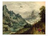 The Flight Into Egypt  c1598-1623