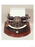Hammond Typewriter  with the Ideal Keyboard  c1895