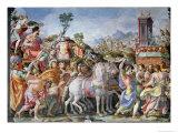 The Triumph of Marcus Furius Camillus
