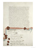 Treaty of Westphalia  Signed at Munster  24th October 1648