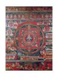 Mandala of Amoghapasa