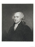 John Adams  Engraved by James Barton Longacre