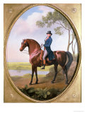 Warren Hastings on His Arabian Horse