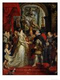 The Proxy Marriage of Marie de Medici
