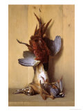 Still Life with a Hare  a Pheasant and a Red Partridge  1753
