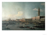 The Basin of San Marco on Ascension Day  c1740