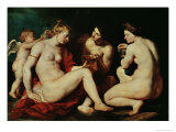 Venus  Cupid  Bacchus and Ceres  1613