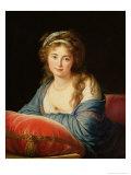 The Countess Catherine Vassilievna Skavronskaia
