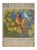 Front Cover of The Deerslayer by James Fennimore Cooper