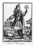 Costume For an Astrologer