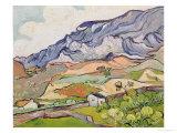 The Alpilles  1890
