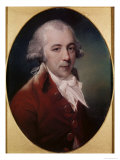 Portrait of Richard Brinsley Sheridan