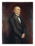 Portrait of William Ewart Galdstone
