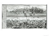 The City of Lisbon Before  During and After the Earthquake of 1755