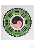 Taijitu  Traditional Symbol Representing the Principles of Yin and Yang