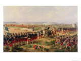 Battle of Fontenoy  11 May 1745: The French and Allies Confronting Each Other