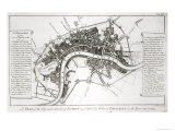 London Fortifications in 1642 and 1643  1738