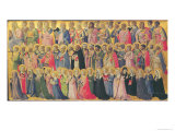 The Forerunners of Christ with Saints and Martyrs  1423-24