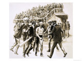 Dorando Pietri  a Gallant Marathon Runner from the 1908 London Olympics
