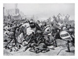 Stephen Taken Prisoner at the Battle of Lincoln  1141  The History of the Nation