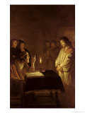 Christ Before the High Priest  1617