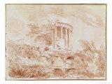 Temple of the Sybil at Tivoli
