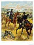 Major General George Meade at the Battle of Gettysburg on July 2nd 1863  1900