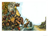 The Wonderful Story of Britain: The Coming of the Vikings