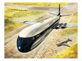 Boac's Comet 4 Passenger Aircraft