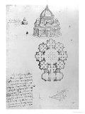 Centralised Church  and Maritime Engineering  Codex Ashburnham