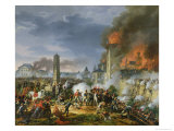 The Attack and Taking of Ratisbon  23rd April 1809  1810