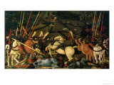 The Battle of San Romano in 1432  c1456