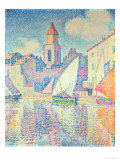 The Clocktower at St Tropez  1896