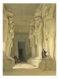 Excavated Temple of Gysha  Nubia  from Egypt and Nubia  Vol1