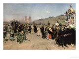 Religious Procession in the Province of Kursk  1880-83